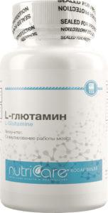 L-Глютамин, капсулы, 60 шт