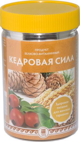 Продукт белково-витаминный «Кедровая сила», 237 г