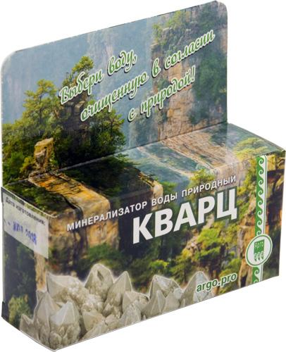 Минерализатор воды природный «Кварц», 60 г