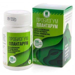 Пробиогум Плантарум, 60 шт