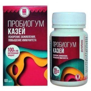 Пробиогум Казей, 60 шт
