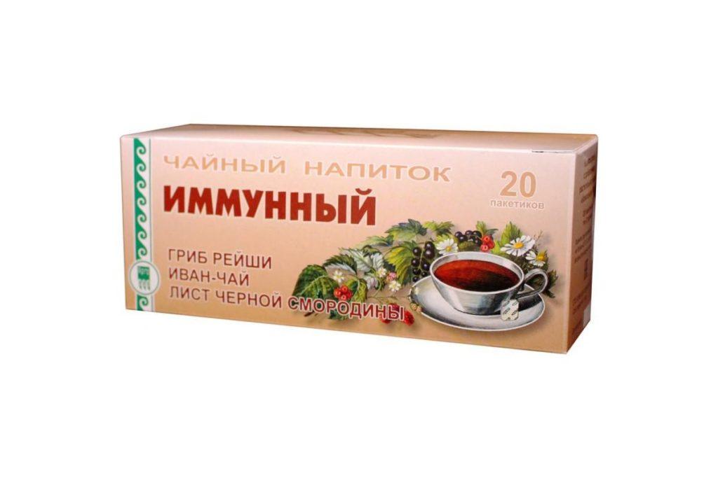 Чаи и напитки