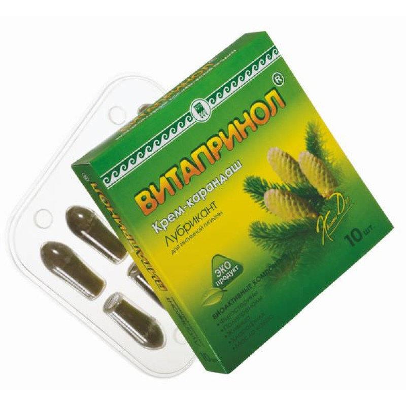 Крем-карандаш «Витапринол», 10 шт