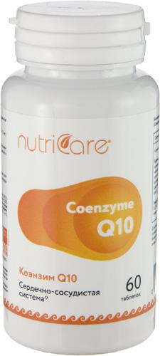Коэнзим Q-10 Нутрикеа, таблетки, 60 шт