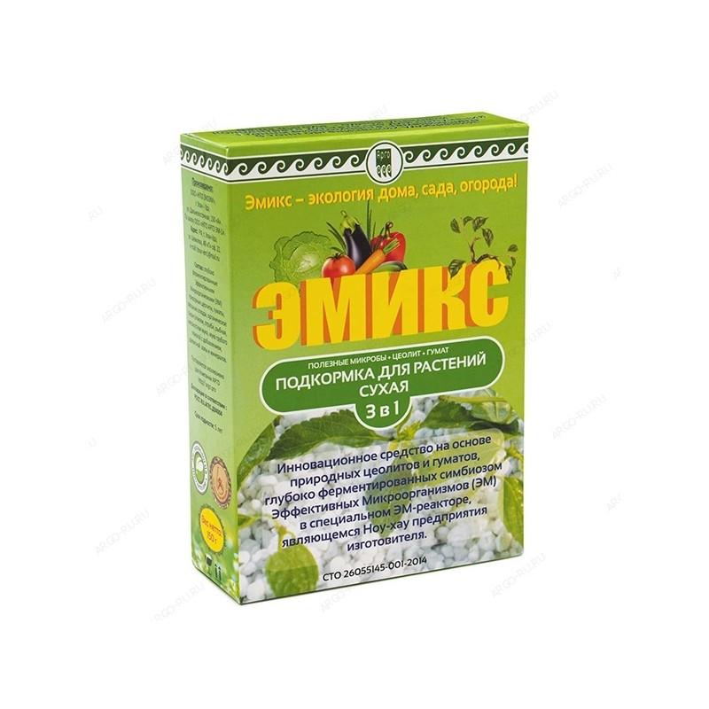 Подкормка для растений сухая «ЭМИКС», 150г (Ургаса)