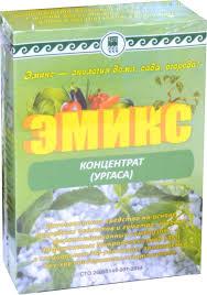 Подкормка для растений сухая «ЭМИКС», 150г