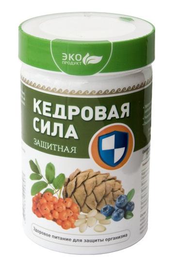 Продукт белково-витаминный «Кедровая сила — Защитная», 237 г